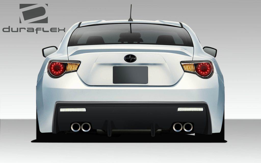 2013-2020 Scion FR-S Toyota 86 Subaru BRZ Duraflex 86-R ...