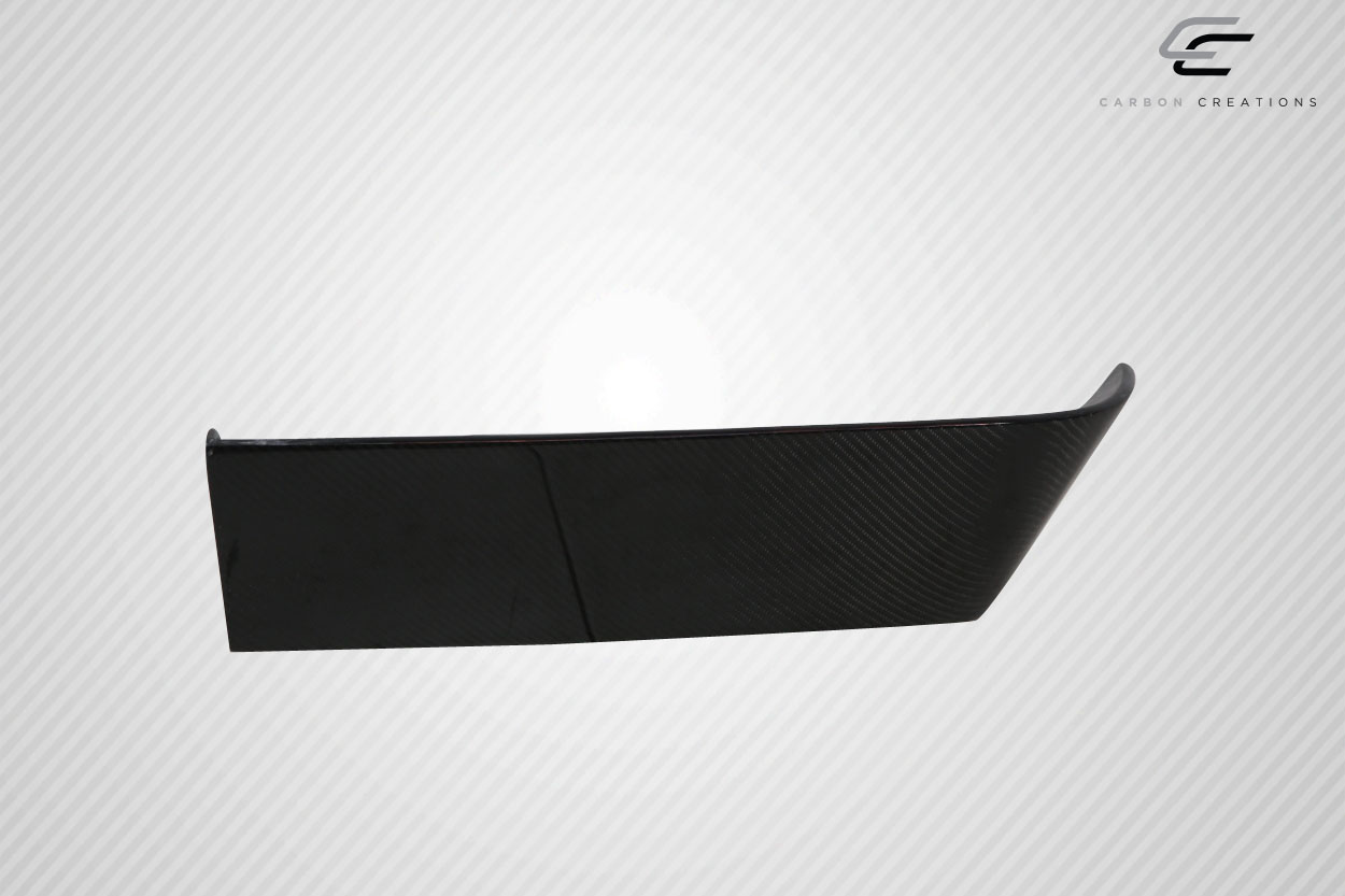 2008 2014 Dodge Challenger Carbon Creations Circuit Rear Diffuser 3 Piece 113982 Jsk Tuning