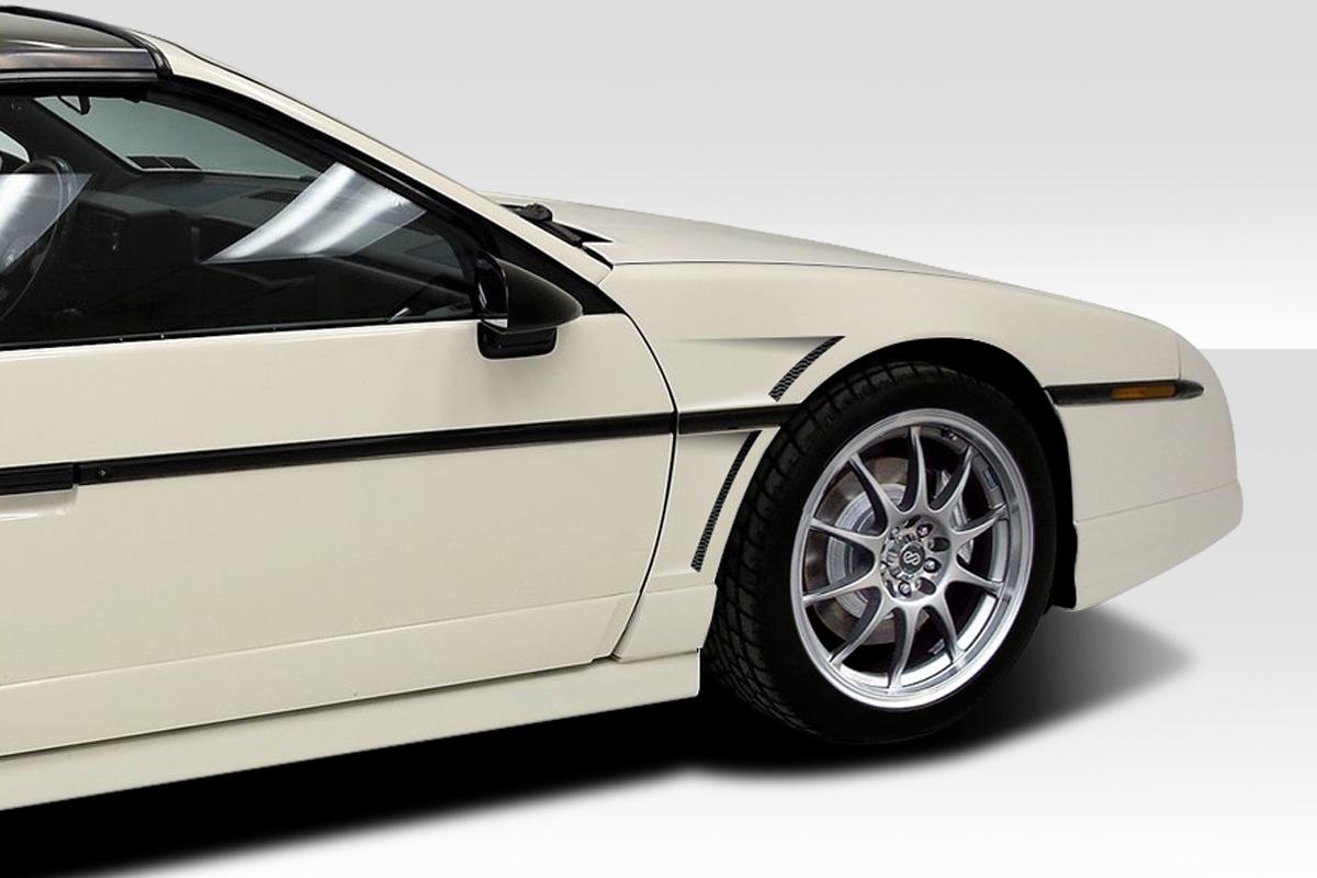 "1984-1987 Pontiac Fiero Gabriel Front Gas Shocks Ext 12.87/"" Comp 8.67/"""