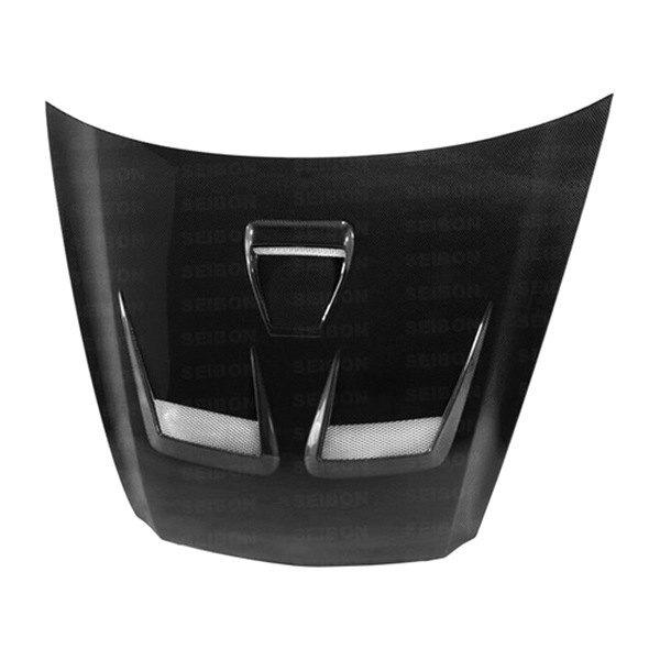 Seibon CW Style Carbon Fiber HOOD For 2004-2008 ACURA TL