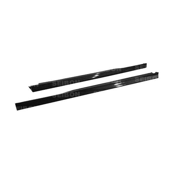 Seibon TR Style Carbon Fiber SIDE SKIRTS For 2002-2004